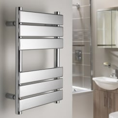 The Perfect Finishing Touch Is Provided By Ladder Rails From Premier In  Classic Chrome Or Contemporary Anthracite. These Heated Towel Rails Are  Also ...